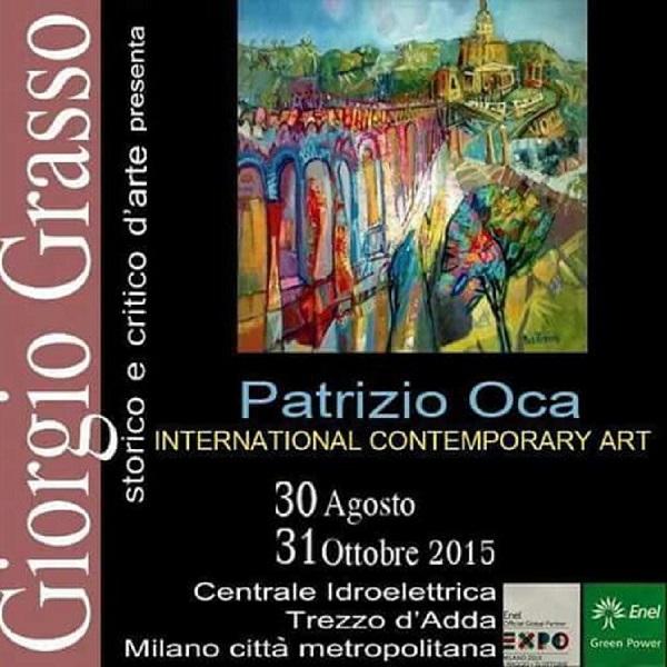 Locandina expo 30 agosto 31 ottobre